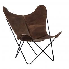 Hardoy Butterfly Chair - Vintageleder 1.670,– €