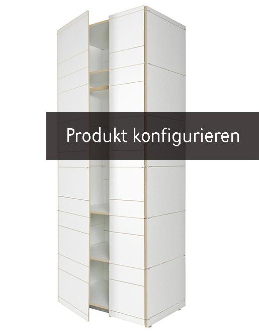 K1 Schranksystem Konfigurator