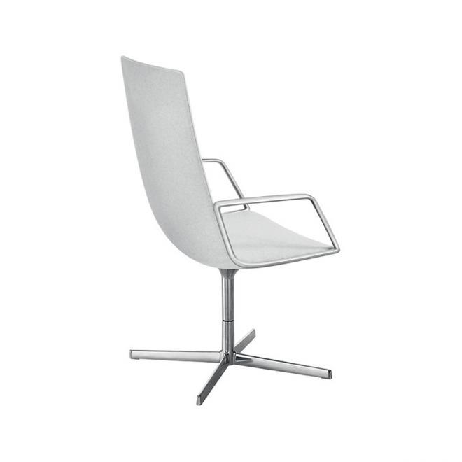 Stuhl Sensit Office drehbar   für Teppichböden