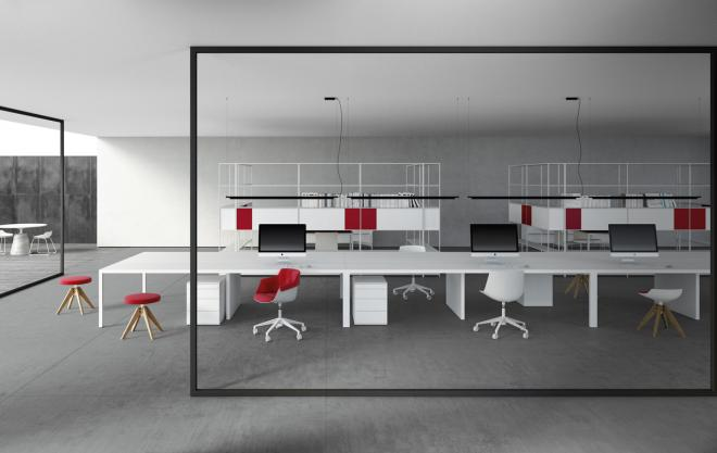 Container Office Cabinets
