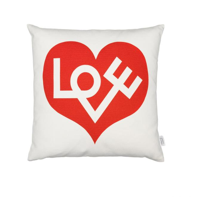 Graphic Print Pillow