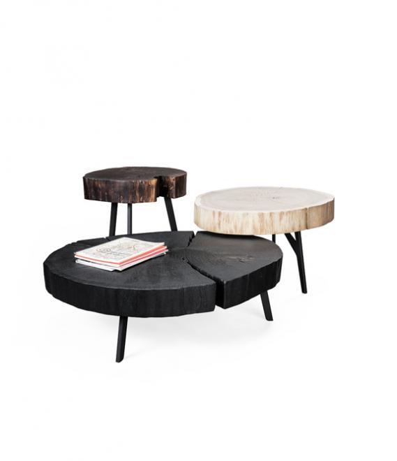 Couch- und Beistelltisch BC 05 Stomp