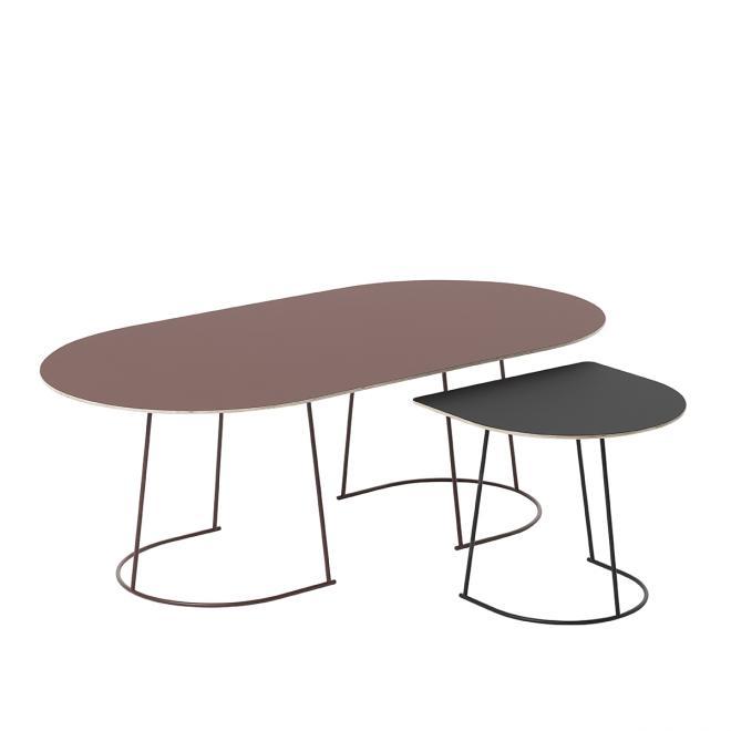 Airy Coffee Table small grau