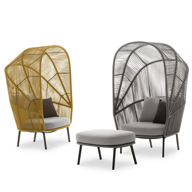 Sessel Rilly - Cocoon Chair