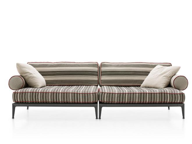 Sofa Ribes Outdoor B 290 cm tiefes Sofa