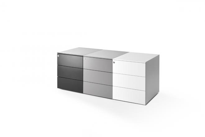 Container Office Cabinets Basic
