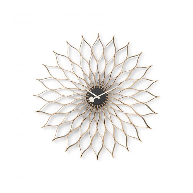Sunflower Clock Birke
