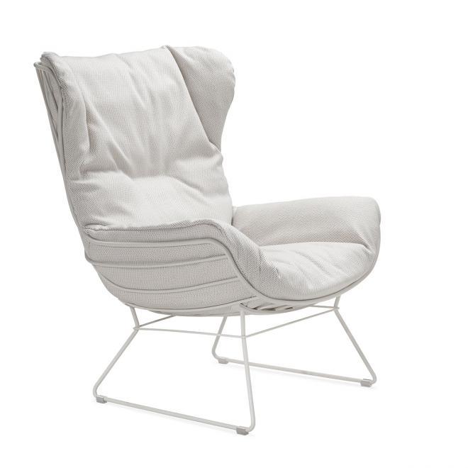 Loungechair Leyasol Wingback