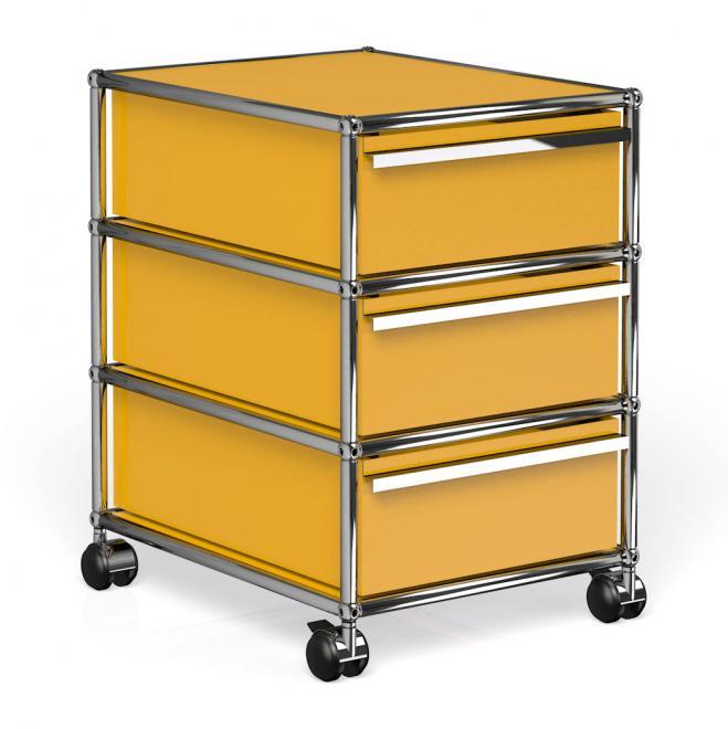 usm haller rollcontainer. Black Bedroom Furniture Sets. Home Design Ideas