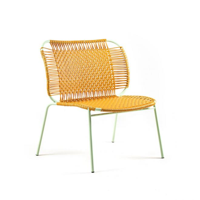 Lounge Chair Ames Cielo niedrig