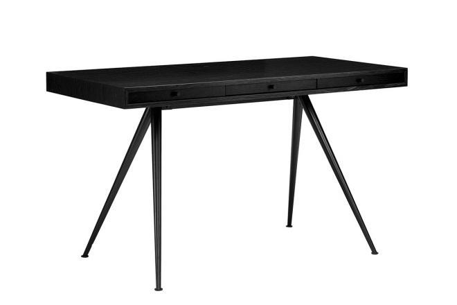 Schreibtisch JFK schwarz