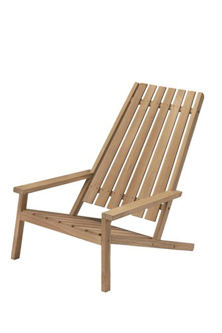 Deck Chair Between Lines