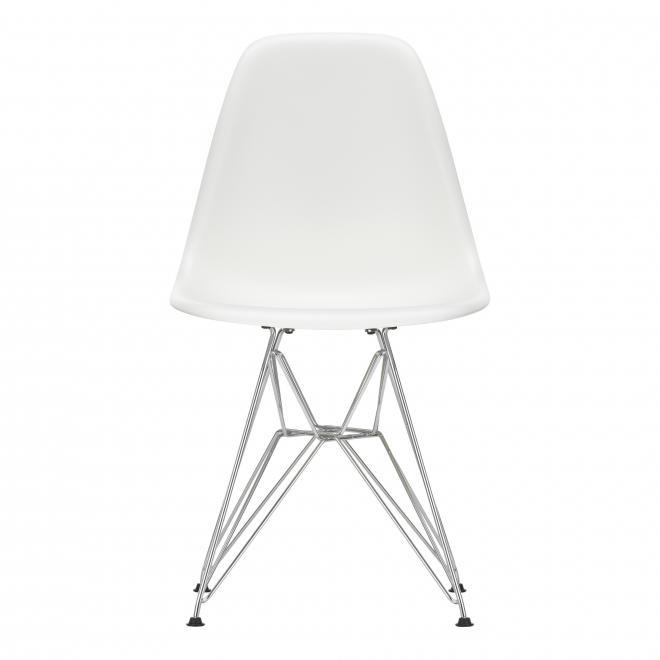 Eames Plastic Sidechairs DSR