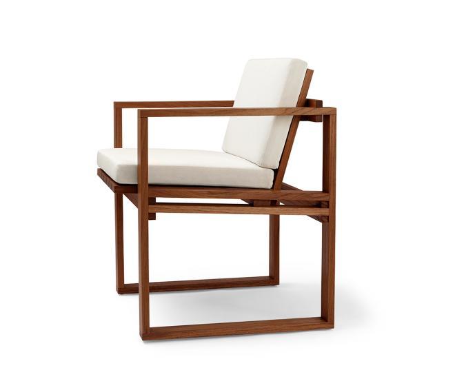 Stuhl BK10 Teak geölt (Auslauf)