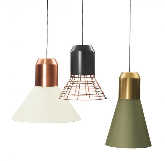 Hängeleuchte Bell Light