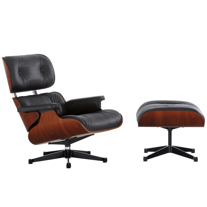 Sessel Lounge Chair mit Ottoman