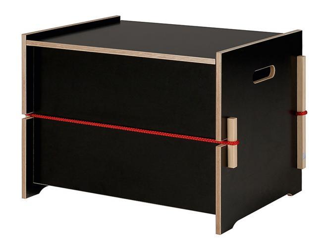 truhe kleine trude. Black Bedroom Furniture Sets. Home Design Ideas