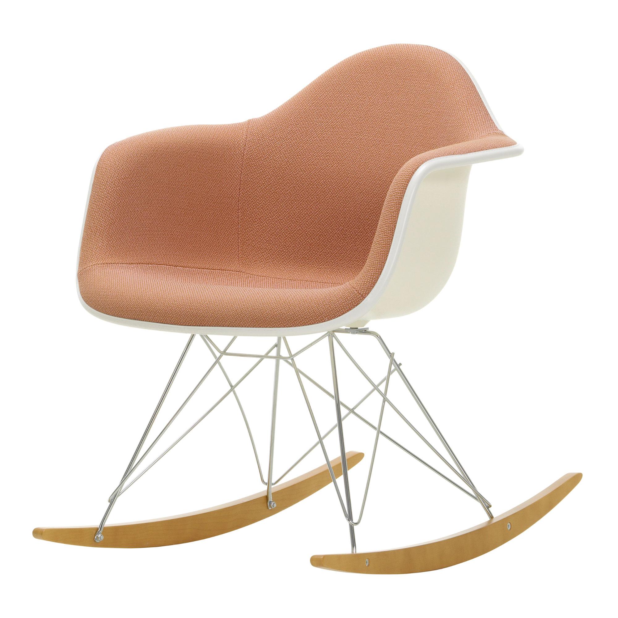 Eames Plastic Armchair Rar Gepolstert