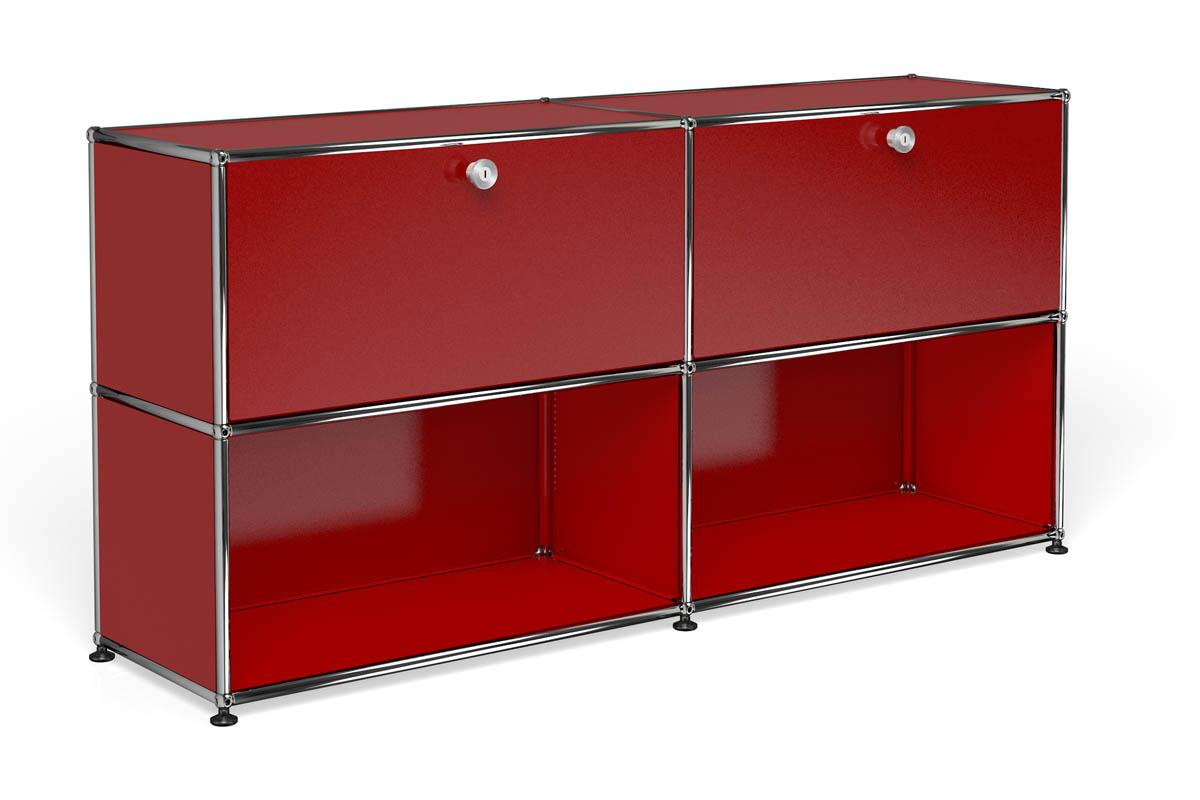 usm haller sideboard. Black Bedroom Furniture Sets. Home Design Ideas