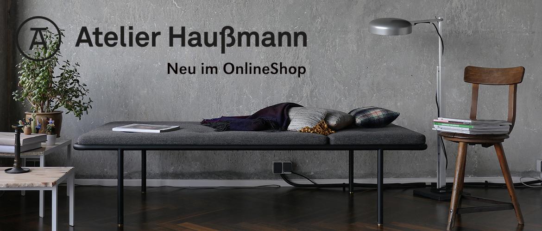 Atelier Haußmann - neu im Shop