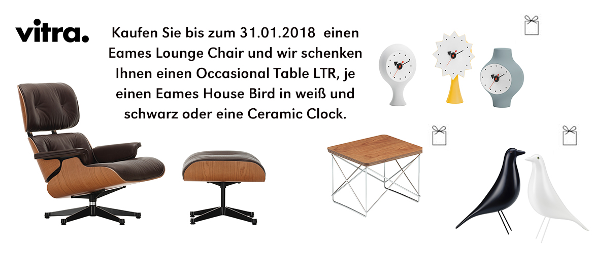 Vitra Weihnachtsaktion Lounge Chair